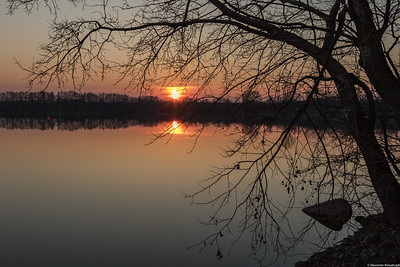 Lake near Janikowo.
