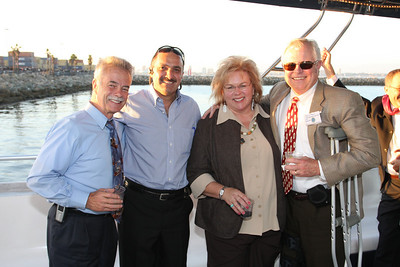Will Kempton (OCTA CEO), Darius Assemi (CTC Commissioner), Lucetta Dunn (CTC Commissioner), Patrick Mason (CTC Commissioner)