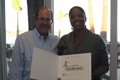 2009 Pinch Hitter Award Winner - Samara