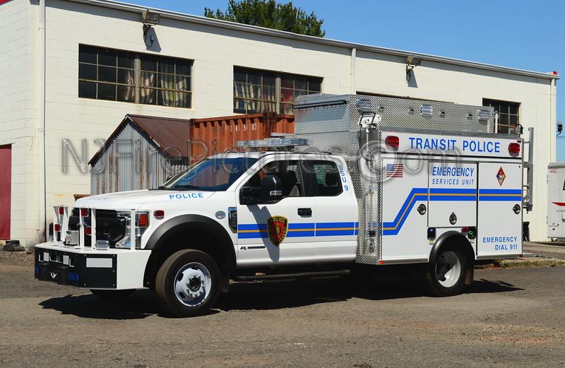 NEW JERSEY TRANSIT POLICE ESU-9