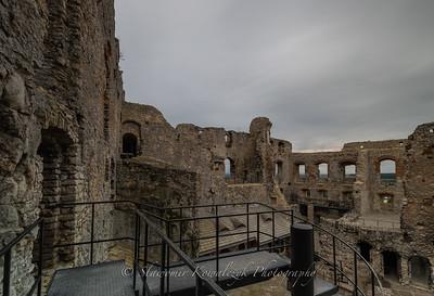Orgodzieniec Castle.