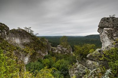 Near Mirów.