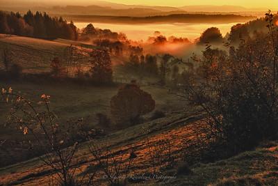 Sudety Wałbrzyskie Mountains