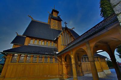 Church near Karpacz.