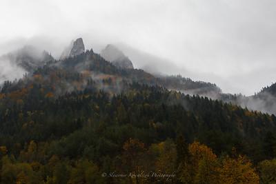 Trzy Korony mountain.
