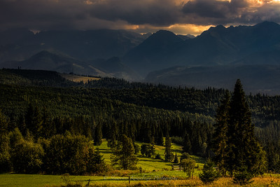 The Terrible Tatra Mountains