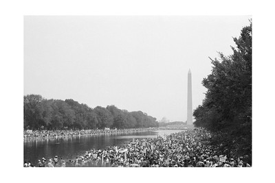 Commemorating Civil Rights at the Reflecting Pool