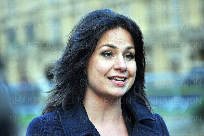 London, UK, Caroline Flint MP. - 22/11/2017