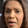 Gina Miller outside Royal Court of Justice, London, after winning judgment that ruled that MPs must be given a vote before the Government begin Brexit - 3 November 2016