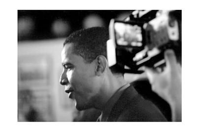 Obama on Camera