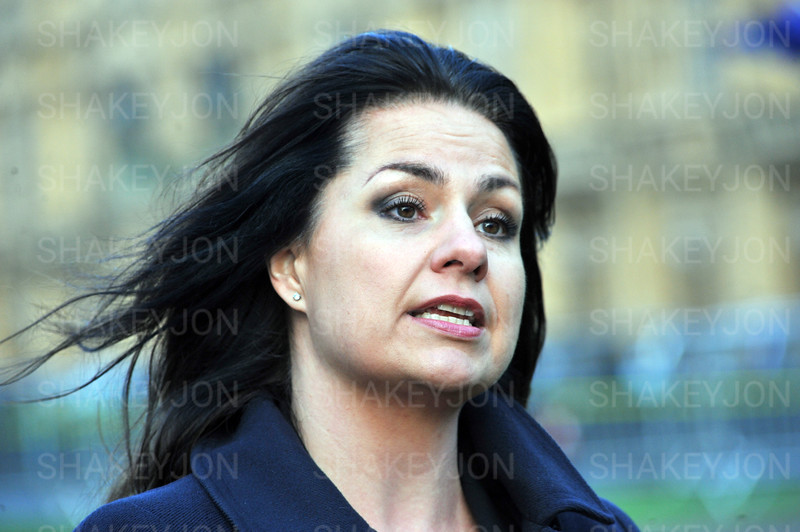 London, UK, Caroline Flint MP. - 22/11/2017