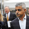 London, UK, Sadiq Kahn, Mayor of London. - 22/11/2017