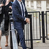 "Matthew John David ""Matt"" Hancock MP arrives at Downing Street."
