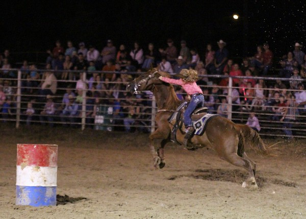 2014 POLK COUNTY RODEO