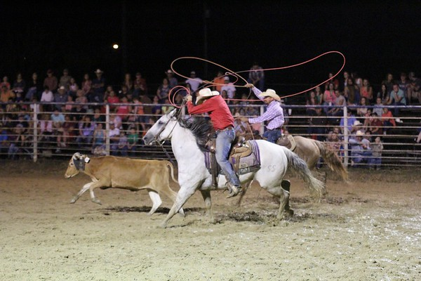 POLK COUNTY RODEO 2014