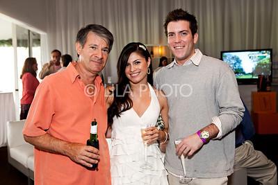 Mr. Corzo, Carmen Corzo, Sal Racicot