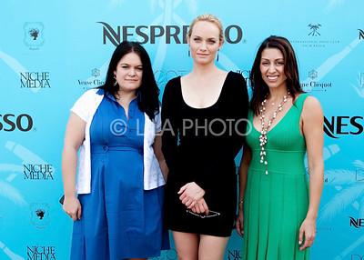 Angela Baker, Ocean Drive Magazine Cover Model Amber Valleta, Shamin Abas
