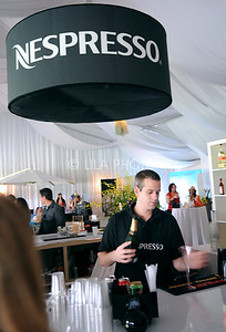 Nespresso Tent
