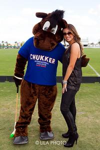 Chukker, Cheryl Burke
