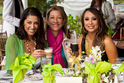 Shamin Abas, Michelle McFaul, Cheryl Burke