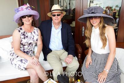 Wendy and Joe Kulunas, Lacey Karabin