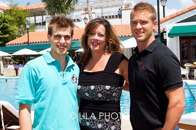 Cody Linley, Julie Pickens, ____