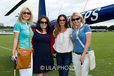 La Martina Models, Angela Baker, Gabrielle Anwar