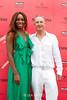Venus Williams, Paul Hope, Tennis Director at International Polo Club