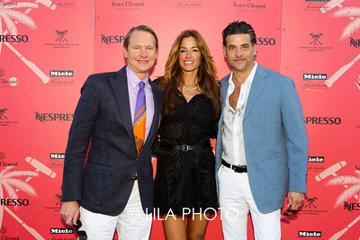Carson Kressley and Kelly Bensimon, John Guerrera