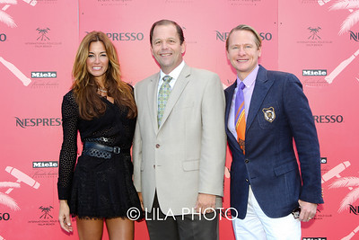 Kelly Bensimon, John Wash, Carson Kressley