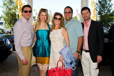 Josh Woodward, Suzy Buckley, Krista Rosenberg, Paul Rosenberg, Bill Kearney