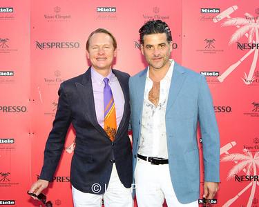 Carson Kressley and John Guerrera