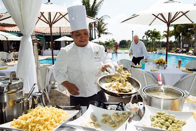 Chef Ozzie Vasquez, Executive Sou Chef