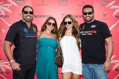 Tommy Kato, Josie Messina, Claudia Mediza, Sergio Carrelo