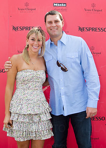 Brittany and Chad Henne