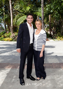 Roberto Martinez and Ali Fedotowsky