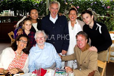 Sedley Benitz, Margaret Benitz, Jonathan Cameron Hayes, Whitney Baldwin, Oliver Cameron Hayes, Kathy Baldwin, John Bentiz Sr, John Benitz Jr.