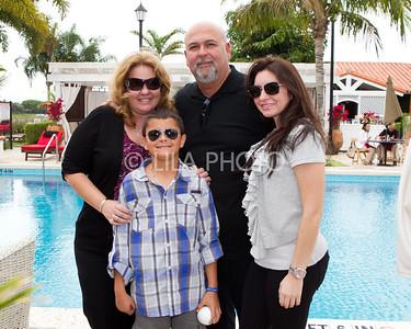 Carmen, Mario, Mario Jr., Vanessa Fernandez