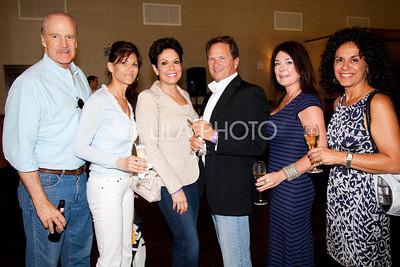 Larry Farver, Melinda Organ, Maryann Petrides, Bill Wagner, Jenet Walsh, Kathy Rousos