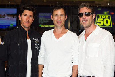 Nic Roldan, Jeffrey Donovan, Sean Flynn ; LILA PHOTO