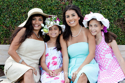 Jeannie Guzman and family