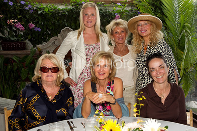 Back Row: Hannah Tornquist, Carol Casey, Joanne Colt Seated: True Rodriguez, Helga Piaget, Denise McCann