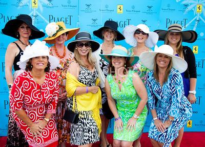 (front row) Martha Bunter, Ruth Mansmith, Vanessa Fieramosca, Janice Foriere (second row) Kathy DeFranco, Linda Brook, Sally Berman, Cheryl Schact, Deanna Foriere