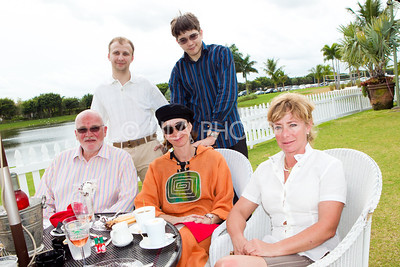 Andrei & Svetlana Gorski and friends