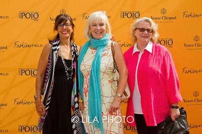 Sherry Gysler, Sam Bulte and Maria Mortimer.