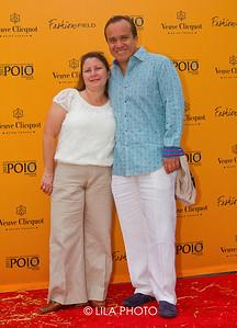 Catherine Escudero and Mauricio Escudero.
