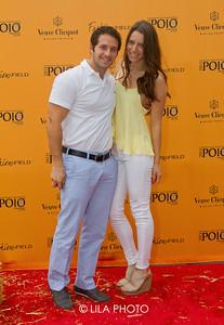 Michael Jurewicz and Carly Sanfield.