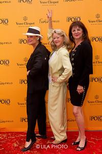 Jane Wallin, Allola McGraw and Cathy Paris.