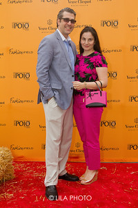 Ted Peroulakis and Elena Peroulakis.