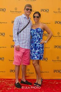 Kaleb McCarty and Michele Varlotta